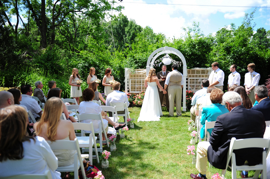 Country Do It Yourself Wedding