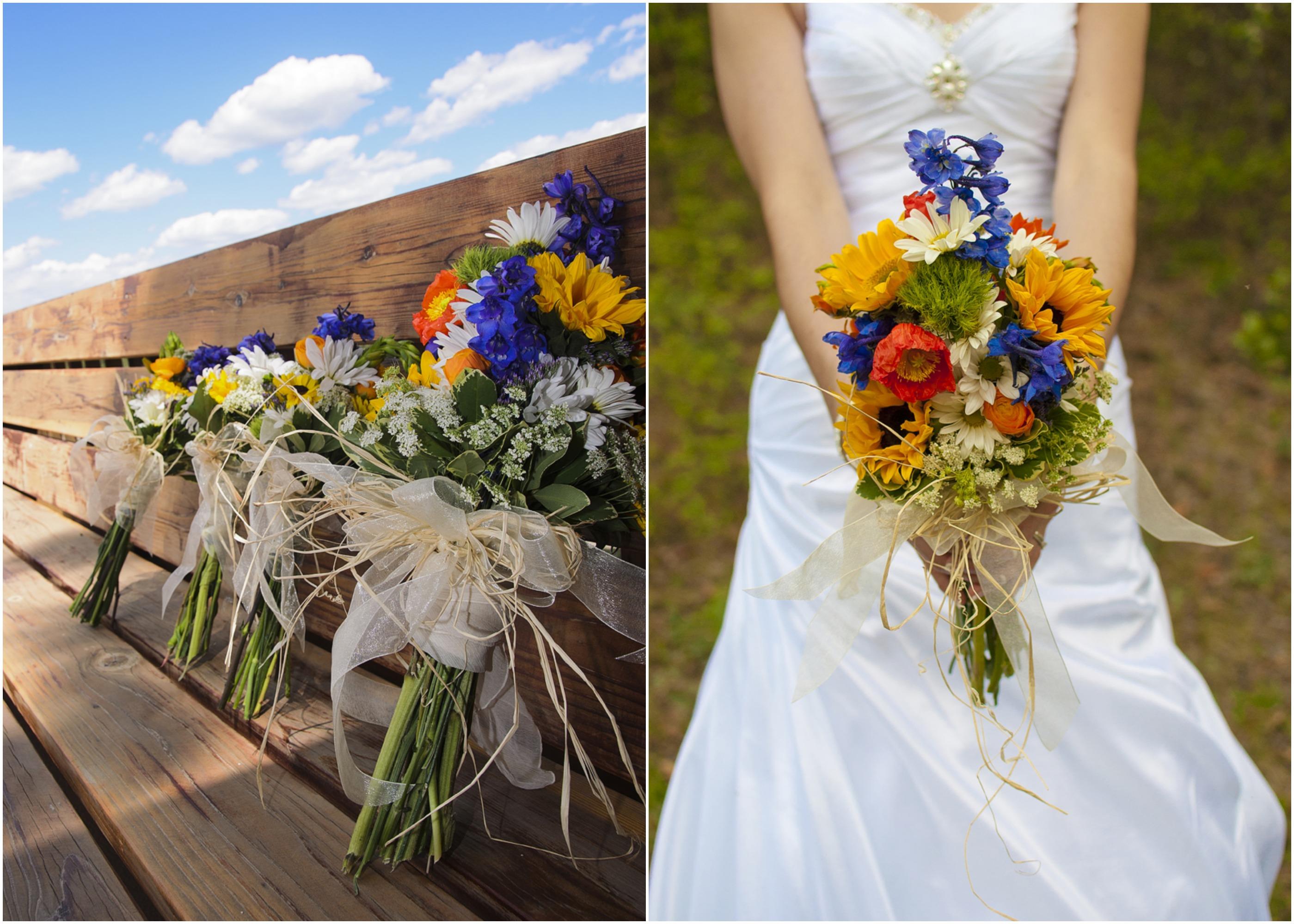 Colorado Rustic Wedding