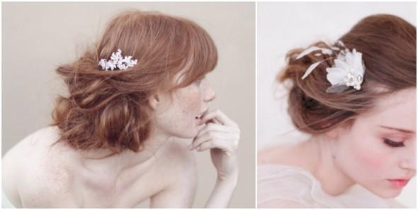 Twigs & Honey Bridal Headpieces