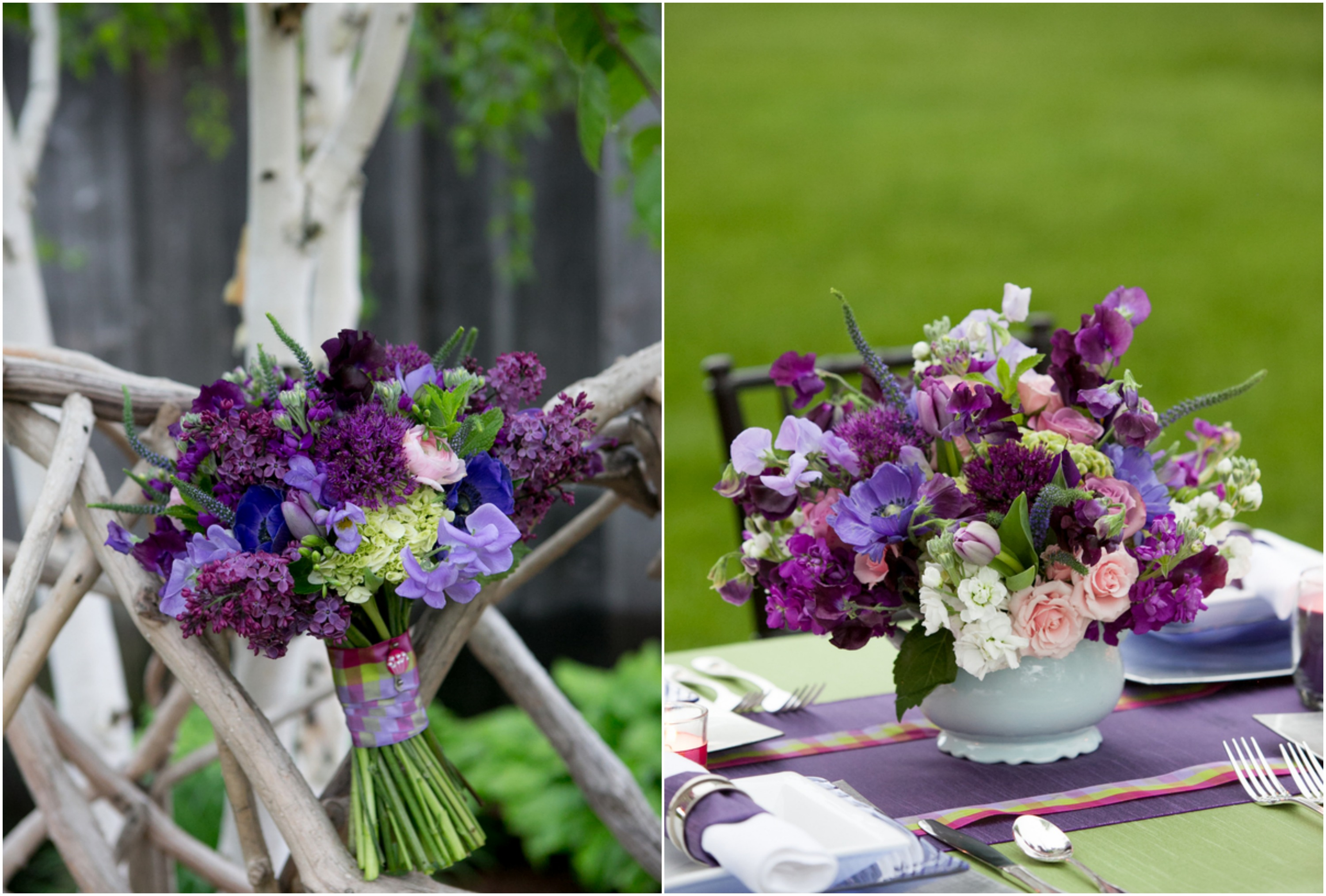 Country Chic Floral Inspiration