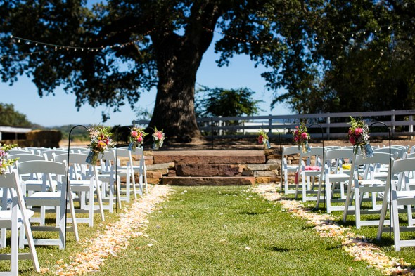 Santa Margarita Rustic California Wedding Rustic Wedding Chic