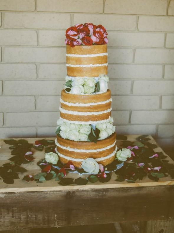 Wedding Trend Alert Naked Wedding Cakes Rustic Wedding Chic