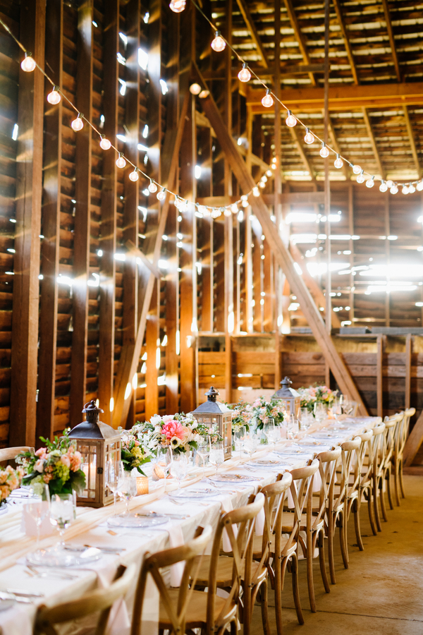 Stunning Rustic Southern Barn Wedding Rustic Wedding Chic