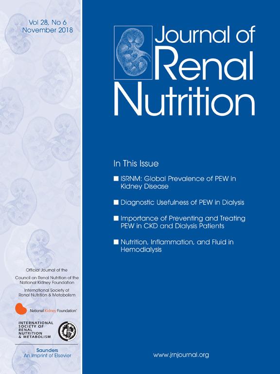 Renal Nutrition журнал о болезнях почек фото
