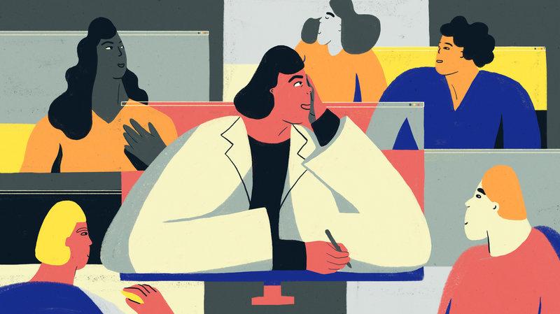 медицина в интернете картинка