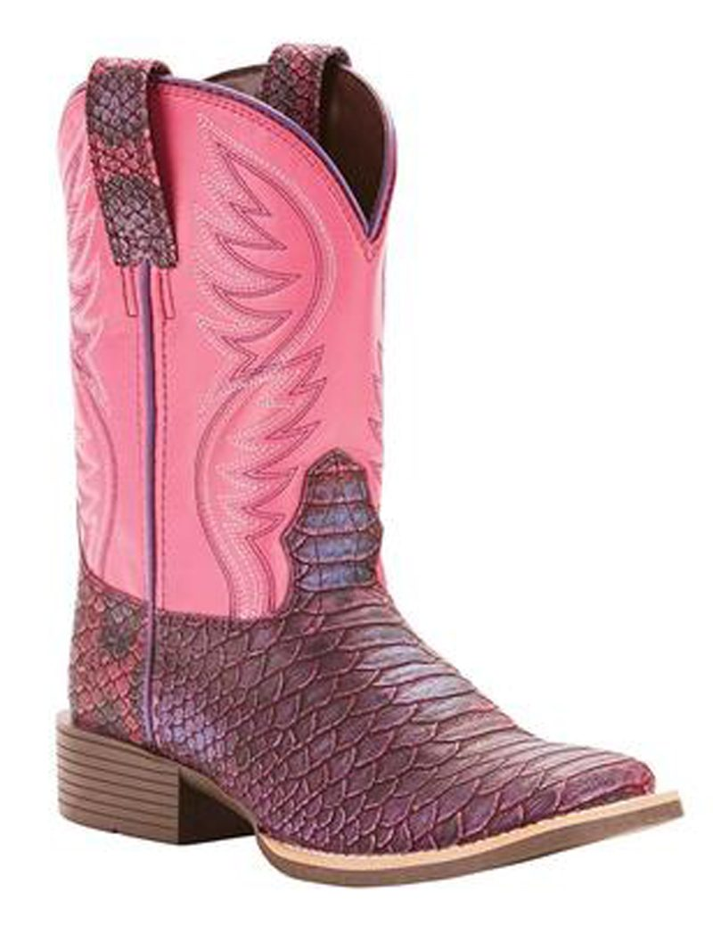 Ariat Brumbly Girls/' Toddler-Youth Boot