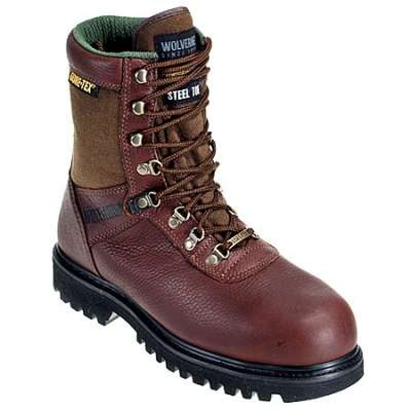 Wolverine Big Horn Steel Toe Insulated