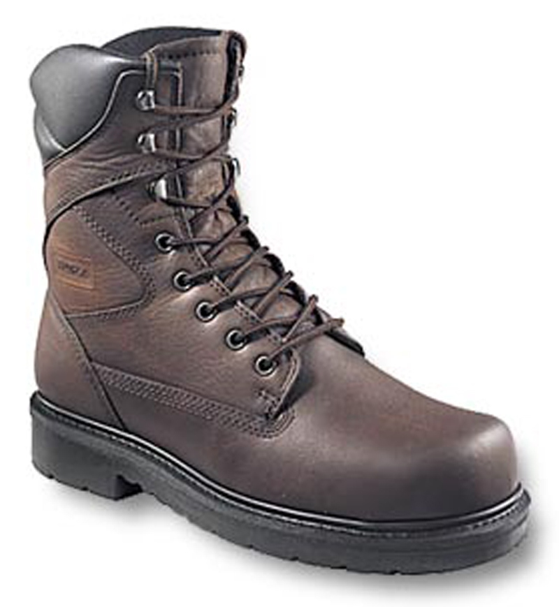 Steel Oblique Toe EH Boots-5526