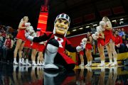 Jan 29, 2015; Piscataway, NJ, USA;  NCAA Basketball - Rutgers vs Michigan State at the Louis Brown Athletic Center. Mandatory Credit: Jim O'Connor-NJ Sport Pics