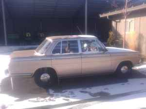 1967 BMW 2000 right side