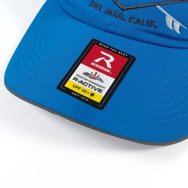 RDM Diamond Surfboard Sky Blue Hat