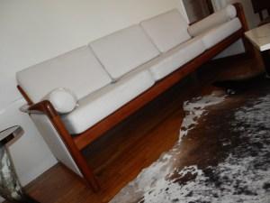 Sofa Rusty Gold Design