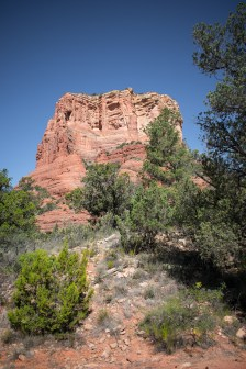 Sedona Courthouse Butte Trail 40