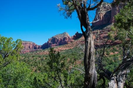 Sedona Courthouse Butte Trail Hiking Arizona
