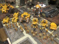 My own Imperial Fists