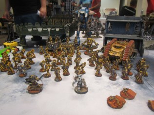 Another fantastic Imperial Fist army