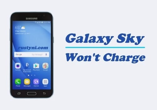 How to Fix Samsung Galaxy Sky that Wont Charge