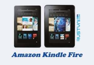 Amazon Kindle Fire and Fire HD