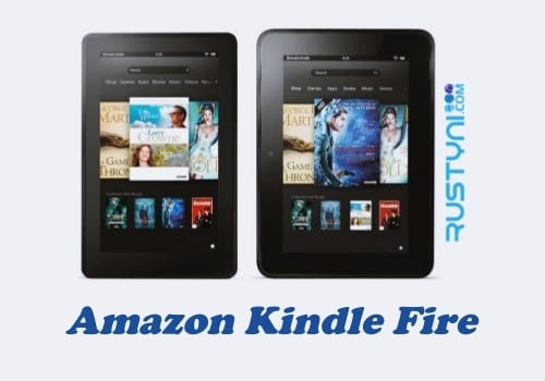 How to Force Restart Frozen Amazon Kindle Fire and Fire HD