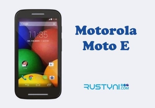 MetroPCS Motorola Moto E User Manual