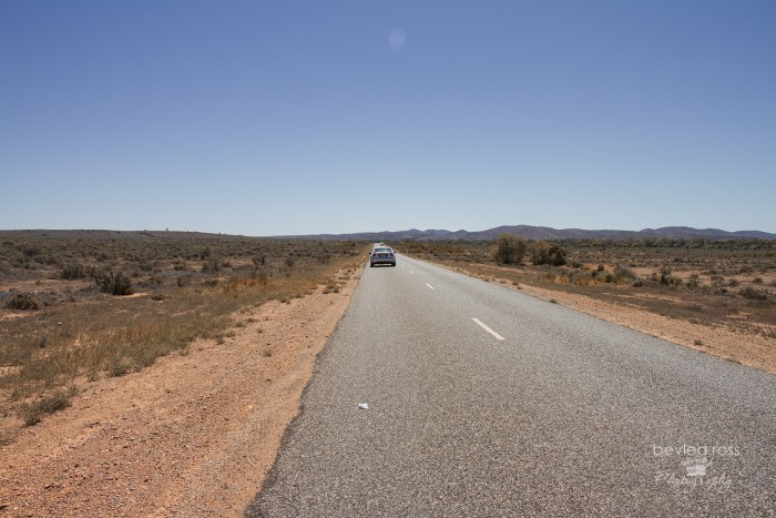 On The Road to Broken Hill