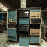 Cemetery of Soviet computers