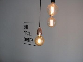 Café Et Chocolat luz