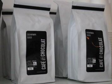 Café Et Chocolat paquetes