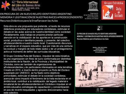 06-Buffa-Becerra-Bonofiglio-Ruta-del-Esclavo-Cordoba-UNESCO-Feria-Libro