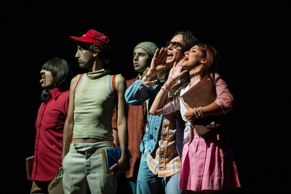 Angelitos empantanados, la obra de apertura del Festival de Teatro de Bogotá