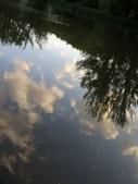El Duero se refleja en el cielo