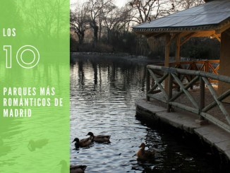 Parques de Madrid