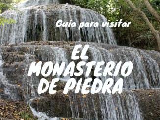 Guia del Monasterio de Piedra