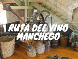 Ruta del vino manchego