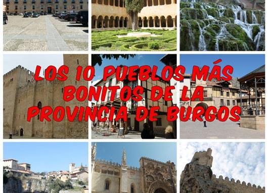 Pueblos de Burgos