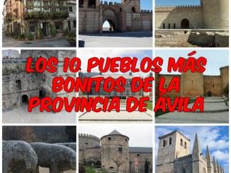 Pueblos de Ávila