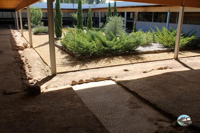 Jardín principa