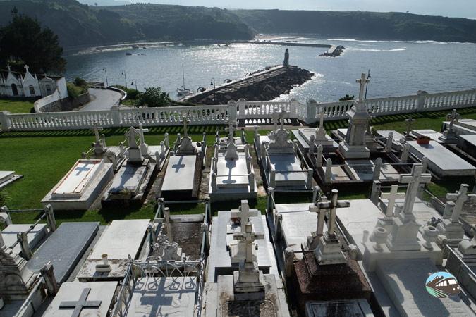 Cementerio de Luarca