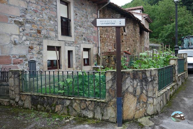 Camino a La Fuentona