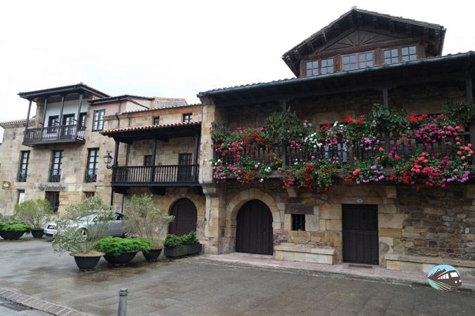 Casas balconadas