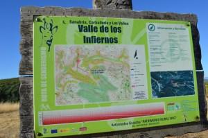 Ruta Valle de los Infiernos