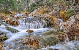 Cascadas de Arroyo Guazalamanco