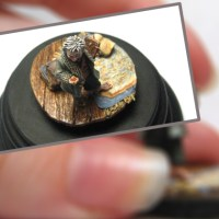 la miniatura más mini del mundo