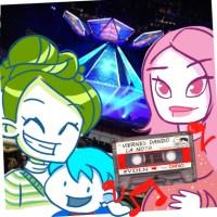 #VDLN DisneyOnIce FROZEN y música a capella con ThaisMusicMelodies