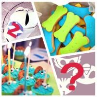 IDEAS y TEMAS para cumpleaños 1-4 AÑOS
