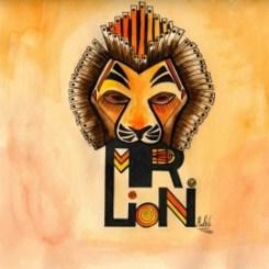 """""""Mr. Lion"""" por Ruth Agua"""