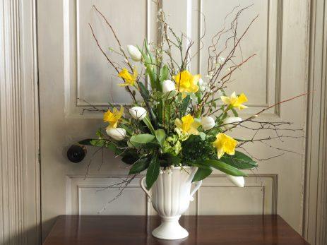 Spring urn March 2020