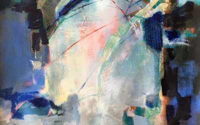 Two Sides – Evolution of an Abstract Painting