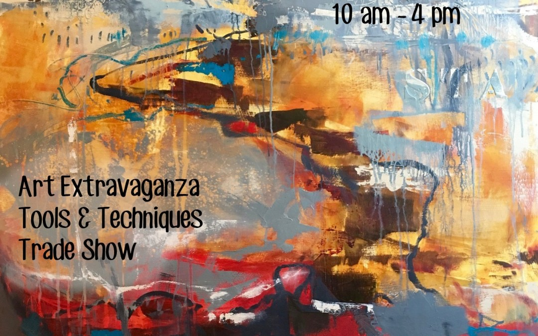 Art Extravaganza 2017 Sponsored by Clackamas Art Alliance