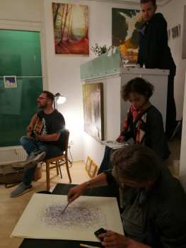 Nick Gibbs, Dina Delpozo, Markus Gefken